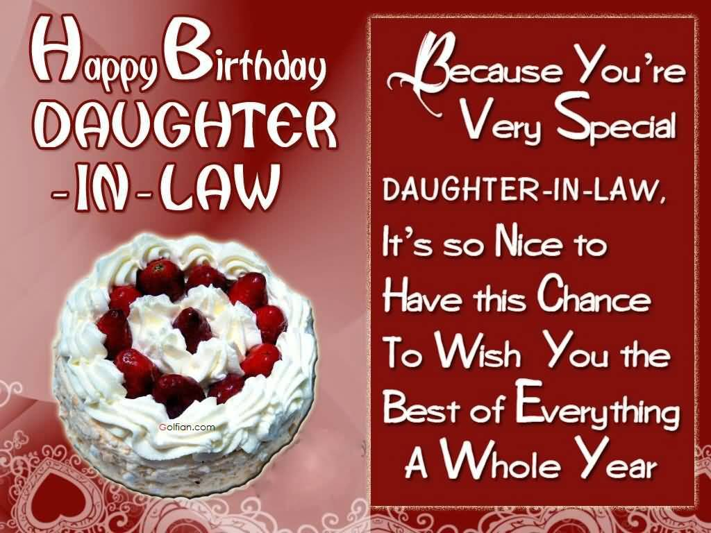 free happy birthday wish to daughter n law ; Sweet-Delicious-Cake-Birthday-Wishes-For-Daughter-In-Law