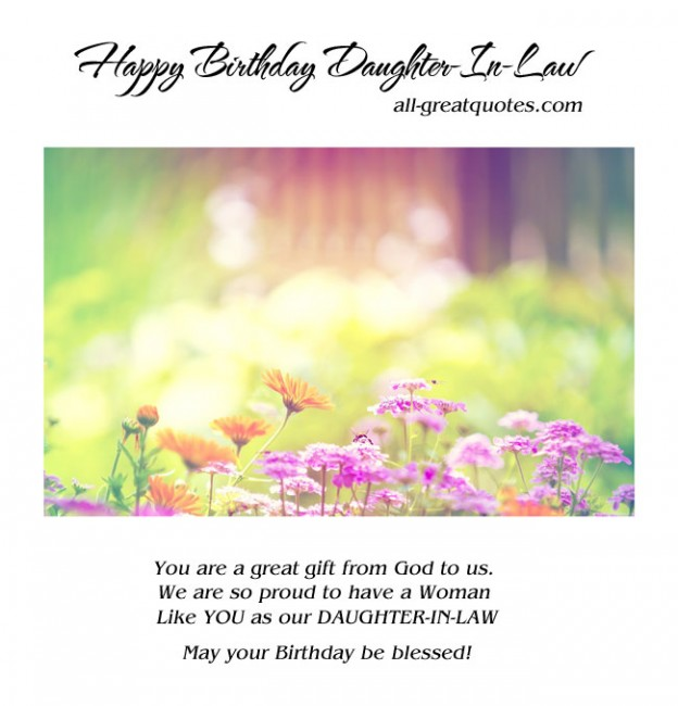 free happy birthday wish to daughter n law ; birthday-wishes-for-daughter-in-law-11