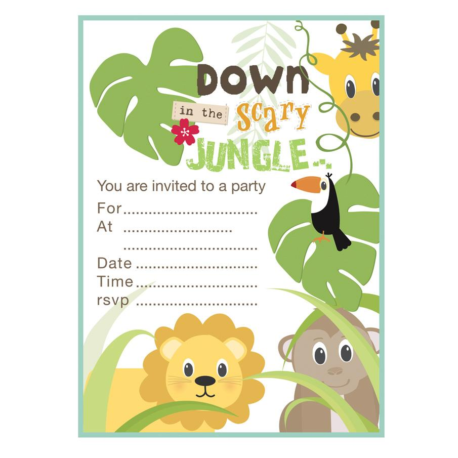 free printable animal birthday invitations ; free-printable-safari-invitation_printable-safari-invi-on-jungle-theme-baby-shower-invitations-tags
