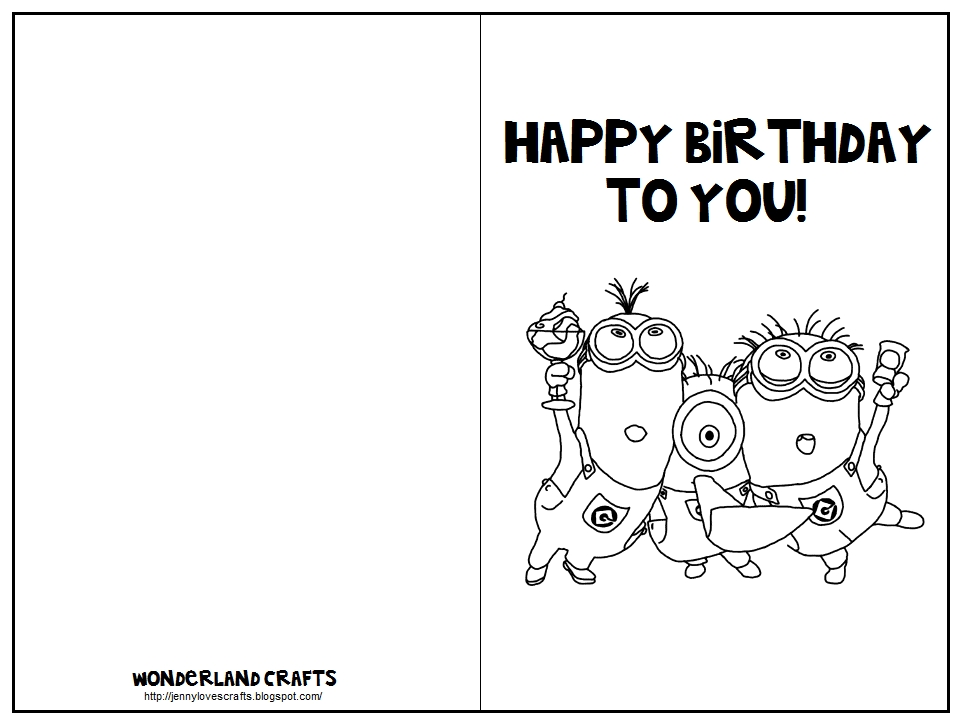 free printable birthday cards for girls ; free-printable-birthday-card-template-commonpence-co-intended-for-printable-birthday-cards-for-girls-black-and-white