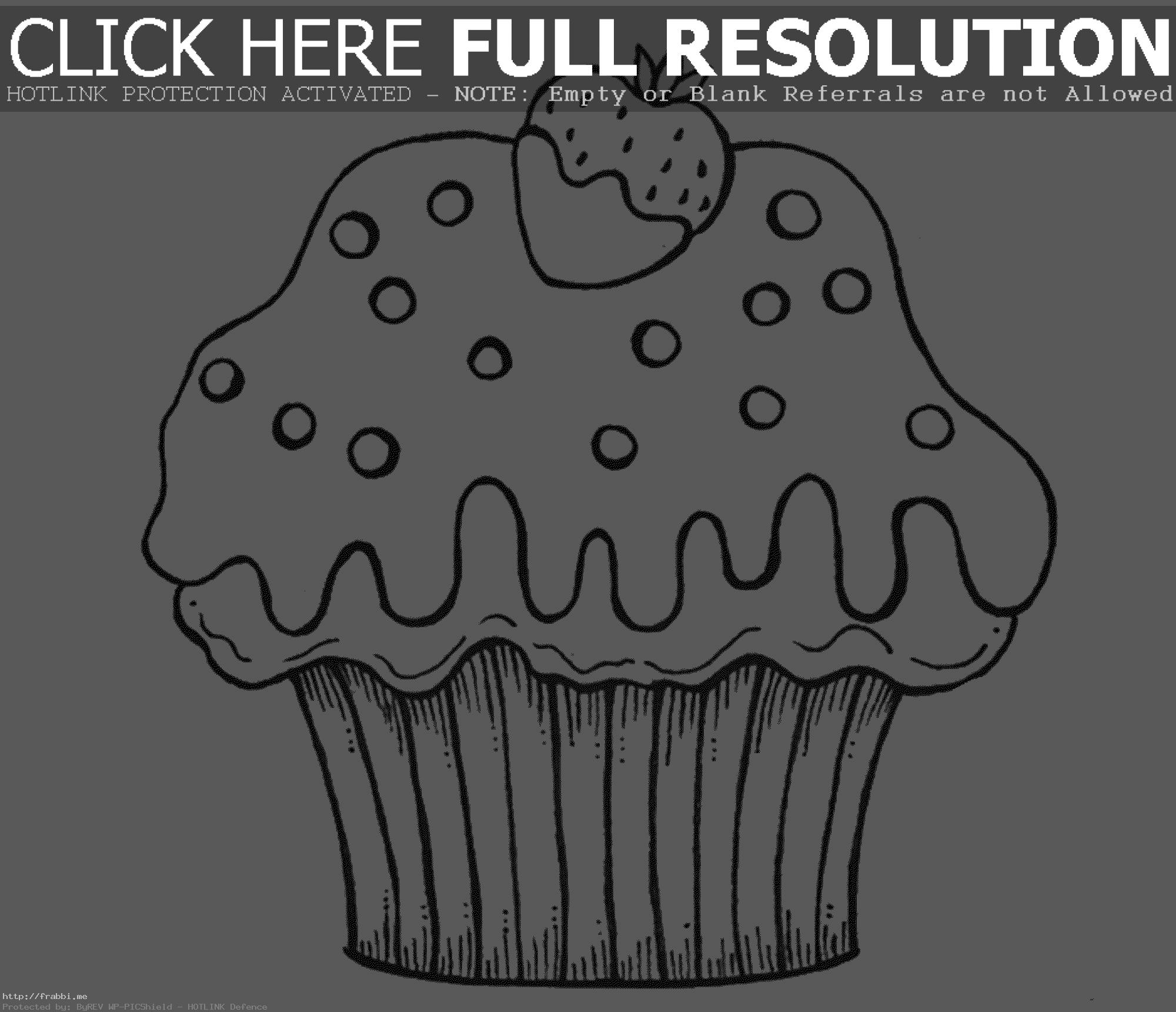 free printable birthday cupcake coloring pages ; cupcake-coloring-pages-cute-printable-fcbihor-ribsvigyapan-com-throughout-page
