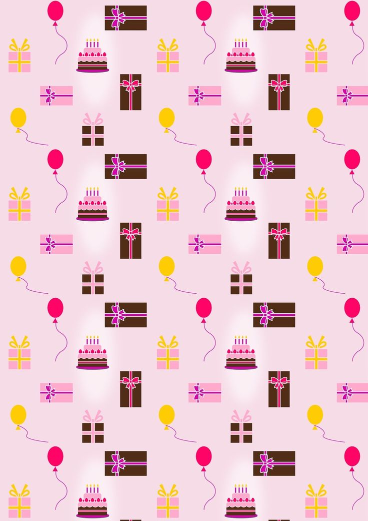 free printable birthday wrapping paper ; 9d4307d8d7015f4b24ce2685d9a05b96--birthday-wallpaper-papel-scrapbook