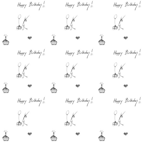 free printable birthday wrapping paper ; free-digital-birthday-scrapbooking-paper-and-embellishment-regarding-free-printable-birthday-wrapping-paper-600x600