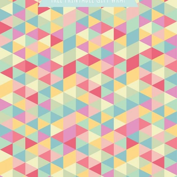 free printable birthday wrapping paper ; print-wrapping-paper-free-free-printable-gift-wrap-geometric-intended-for-birthday-gift-wrapping-paper-printable-2018-600x600