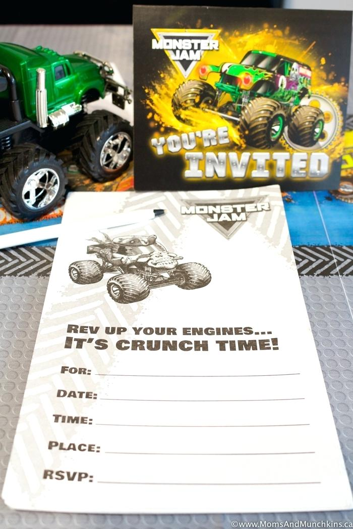 free printable grave digger birthday invitations ; grave-digger-birthday-invitations-monster-truck-birthday-party-ideas-free-printable-grave-digger-birthday-invitations