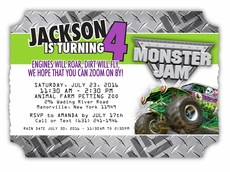 free printable grave digger birthday invitations ; monster-jam-monster-truck-personalized-die-cut-ticket-invitations-3