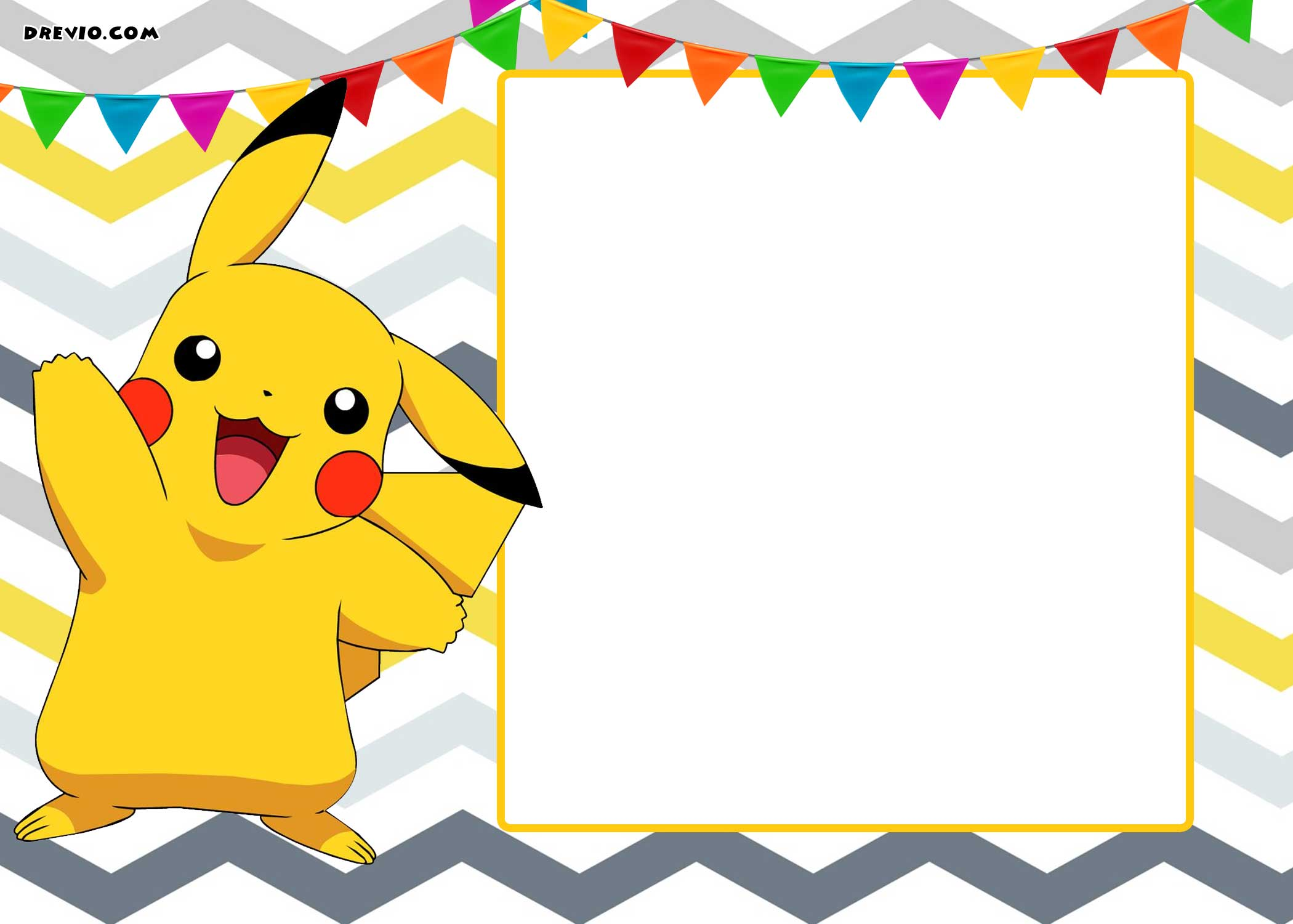 free printable pokemon birthday invitations ; FREE-Printable-Pokemon-Pikachu-Birthday-Invitation