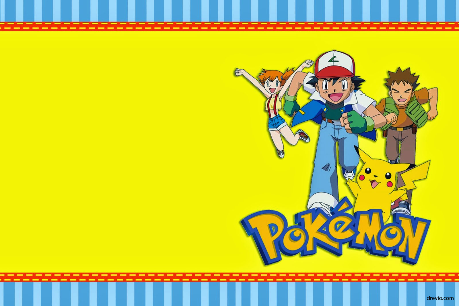 free printable pokemon birthday invitations ; Free-Printable-Pokemon-Birthday-Invitation