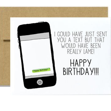 free text message birthday invitations ; text-message-greeting-cards-funny-happy-birthday-card-iphone-text-from-little-sloth-little-free