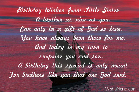 from brother to sister birthday poem ; 2470-brother-birthday-poems