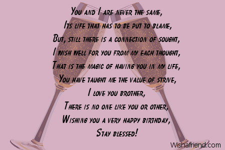 from brother to sister birthday poem ; 8865-brother-birthday-poems