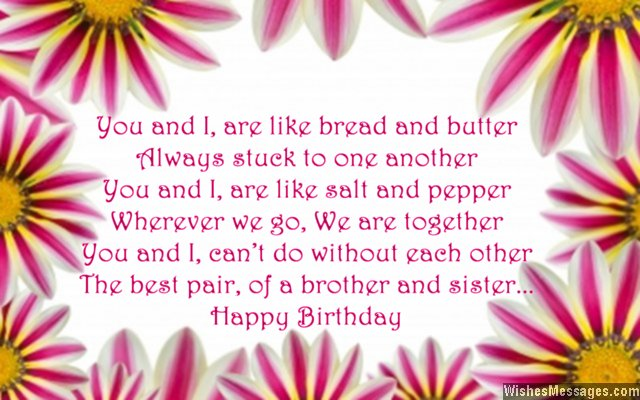 from brother to sister birthday poem ; Sweet-birthday-card-poem-for-brother-from-sister