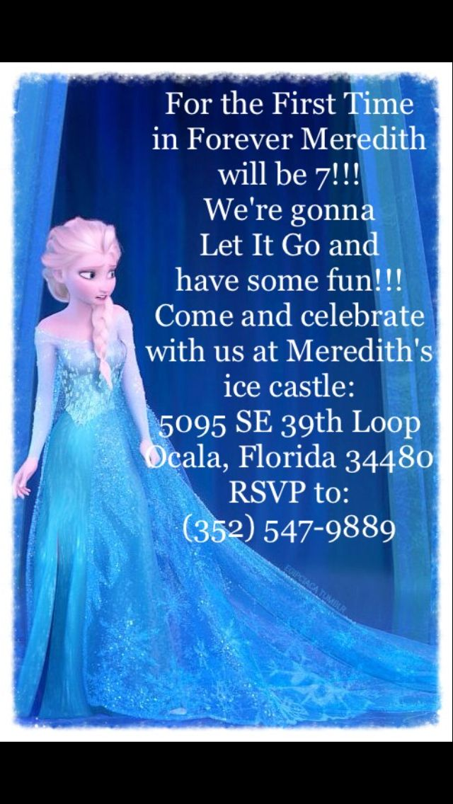 frozen birthday invitation ideas ; frozen-birthday-invitation-wording-completed-with-interesting-appearance-in-your-Birthday-Invitation-Cards-invitation-card-design-2