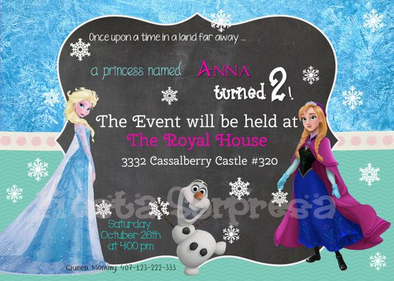 frozen birthday invitation ideas ; frozen-birthday-invitation-wording-in-support-of-invitations-your-Birthday-Invitation-Templates-with-awesome-ornaments-7