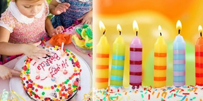 fun at home birthday party ideas ; baby-birthday-party-Ideas