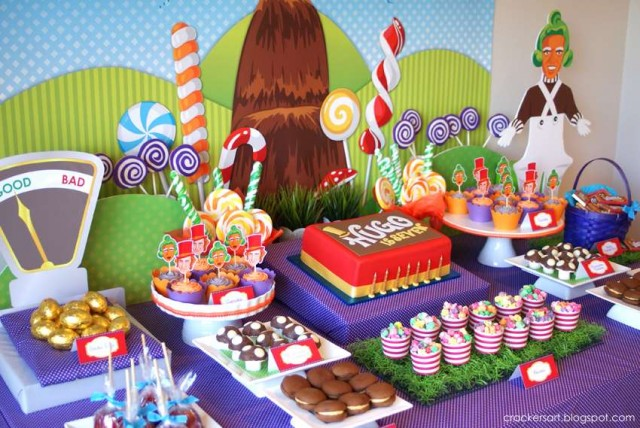 fun at home birthday party ideas ; kid_s_birthday_party_at_home