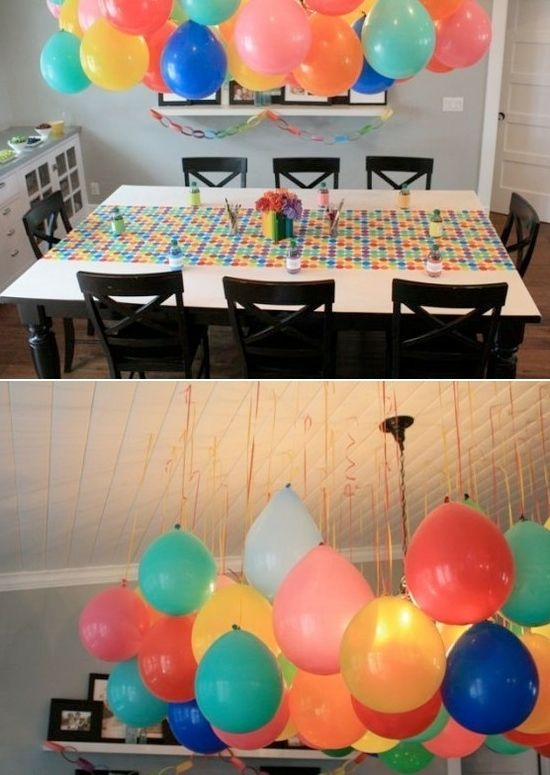 fun at home birthday party ideas ; quick-decorating-ideas-for-birthday-party-inspirational-diy-birthday-dacor-ideas-of-quick-decorating-ideas-for-birthday-party