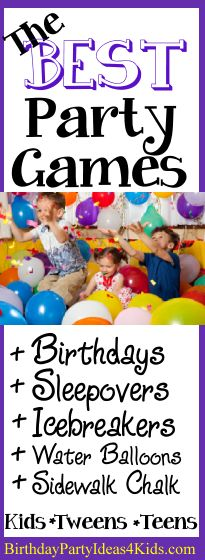 fun birthday games for kids ; 6eaf9539c59a23a807eb39a81529a4e8--pool-party-games-slumber-party-games