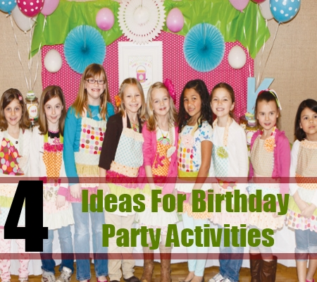 fun stuff for birthday parties ; Birthday-Party-Activities1