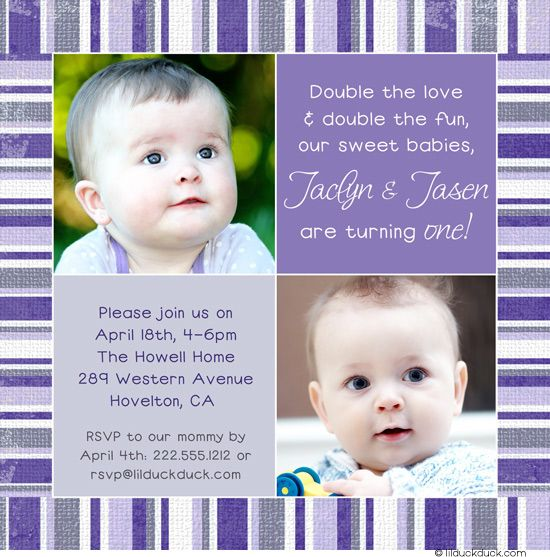 funny 1st birthday invitation wording ideas ; 86700ab06374e47b4aee617803ecf613--sibling-birthday-parties-twins-st-birthdays