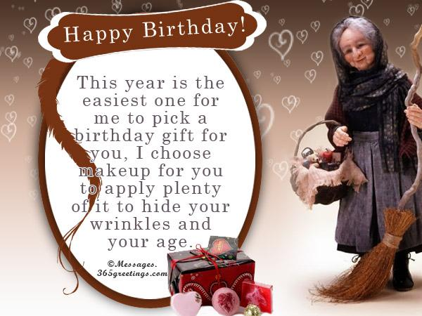 funny birthday card messages for teenagers ; funny-birthday-messages