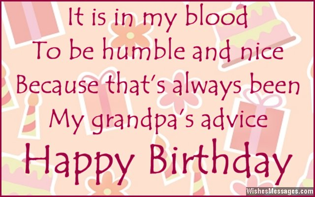 funny birthday card slogans ; Birthday-card-quote-for-grandfather