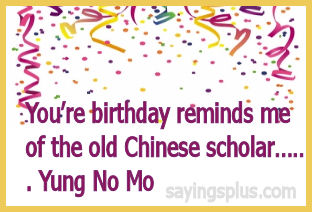 funny birthday card slogans ; funny-birthday-greetings