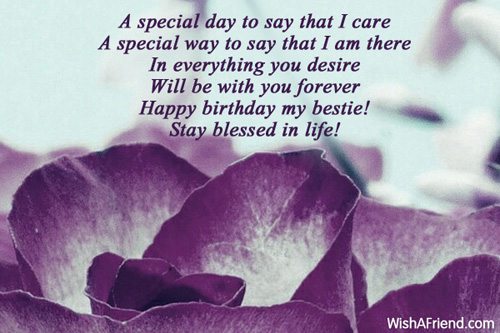 funny birthday wish for best friend forever ; 12462-best-friend-birthday-wishes
