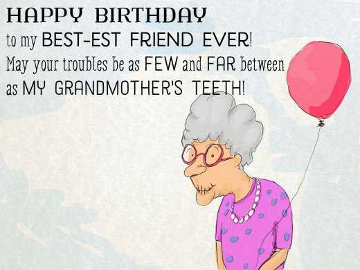 funny birthday wish for best friend forever ; 12588057_f520