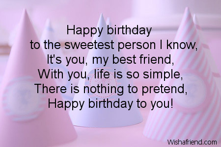 funny birthday wish for best friend forever ; birthday-message-for-your-girl-best-friend-10d622630923ac1d9849b6f1f201353b