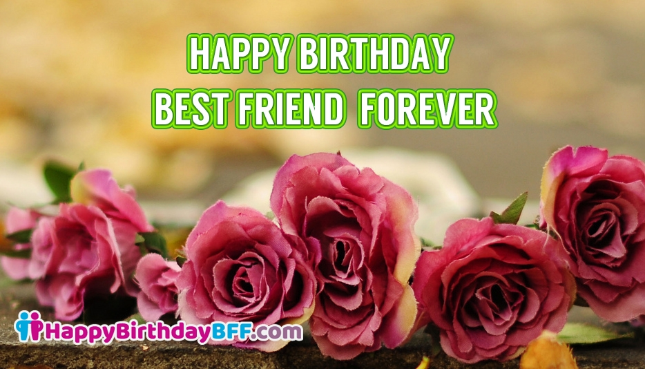 funny birthday wish for best friend forever ; birthday-wish-for-best-friend-52650-19722