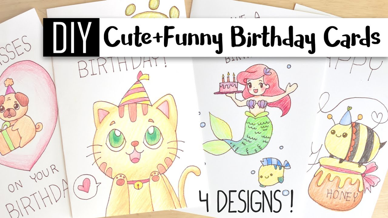funny homemade birthday card ideas ; maxresdefault