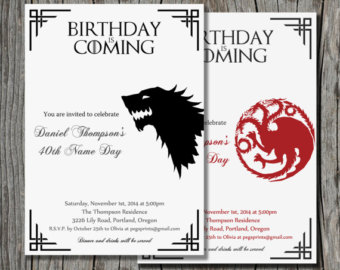 game of thrones birthday invitation ; 22b0c9839d85fc576a7bf63b4b38b352