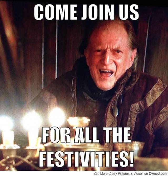 game of thrones happy birthday meme ; come-join-us-for-all-the-festivities-game-of-thrones-birthday-meme