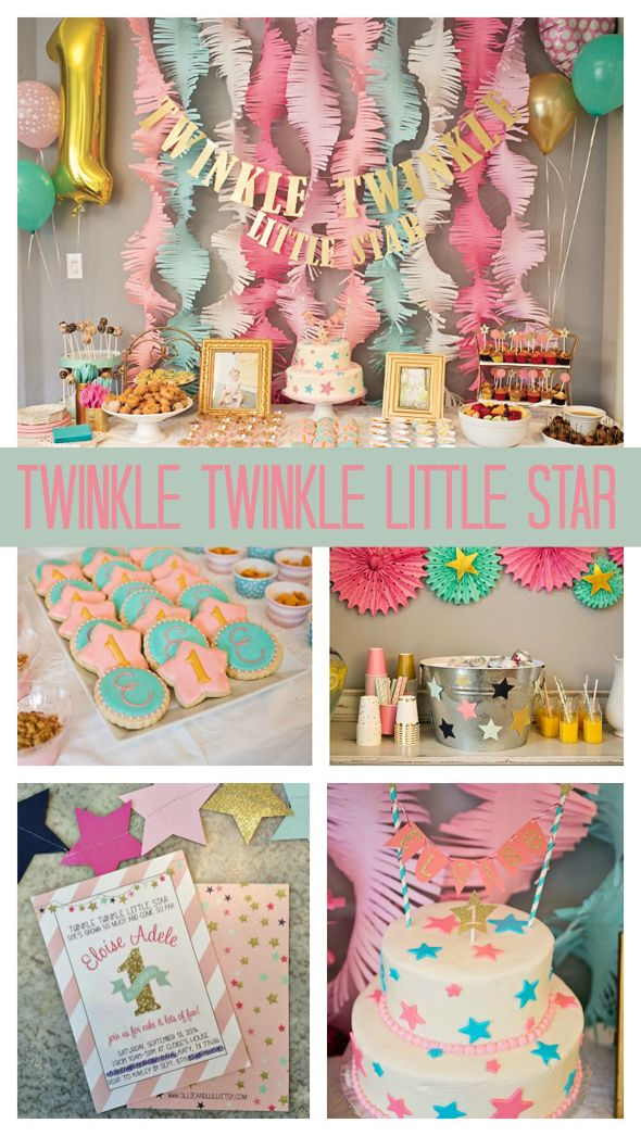girls bday party ; 61805473fe2707cfbcb5ebe7e4224738--st-birthday-parties-themed-parties