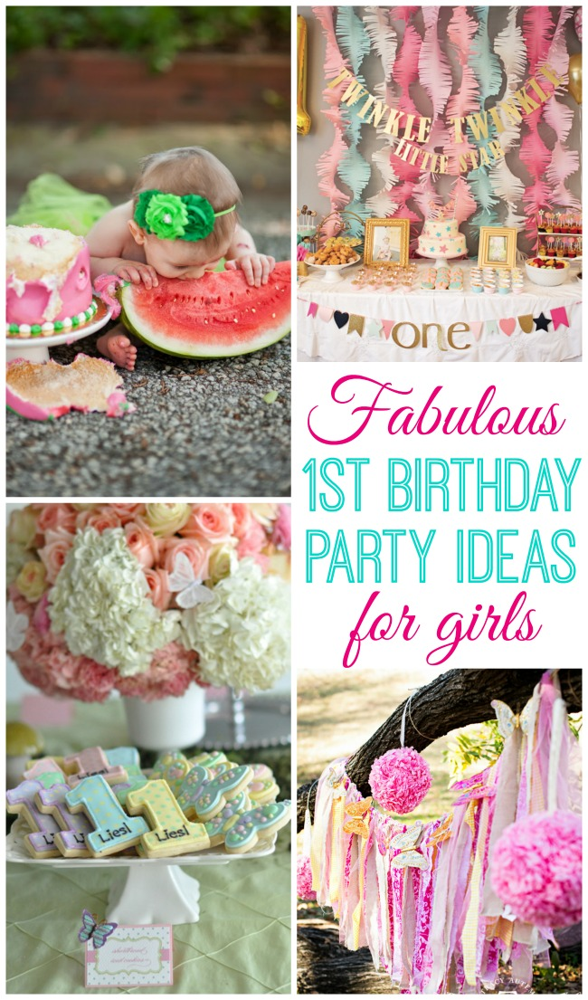 girls bday party ; fabulous-1st-bday-parties-for-girls