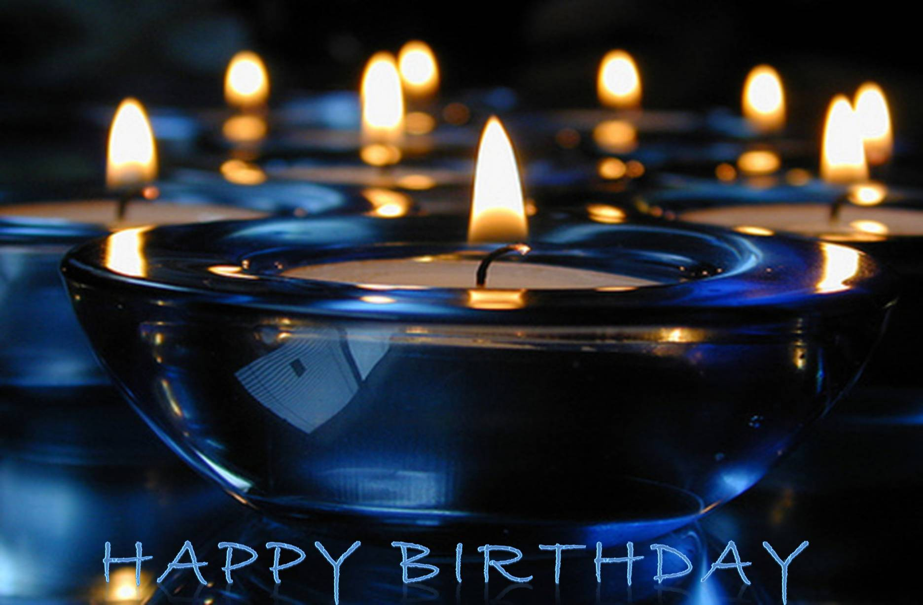 good birthday images ; Happy-Birthday-Good-Wishes-With-candle-2014