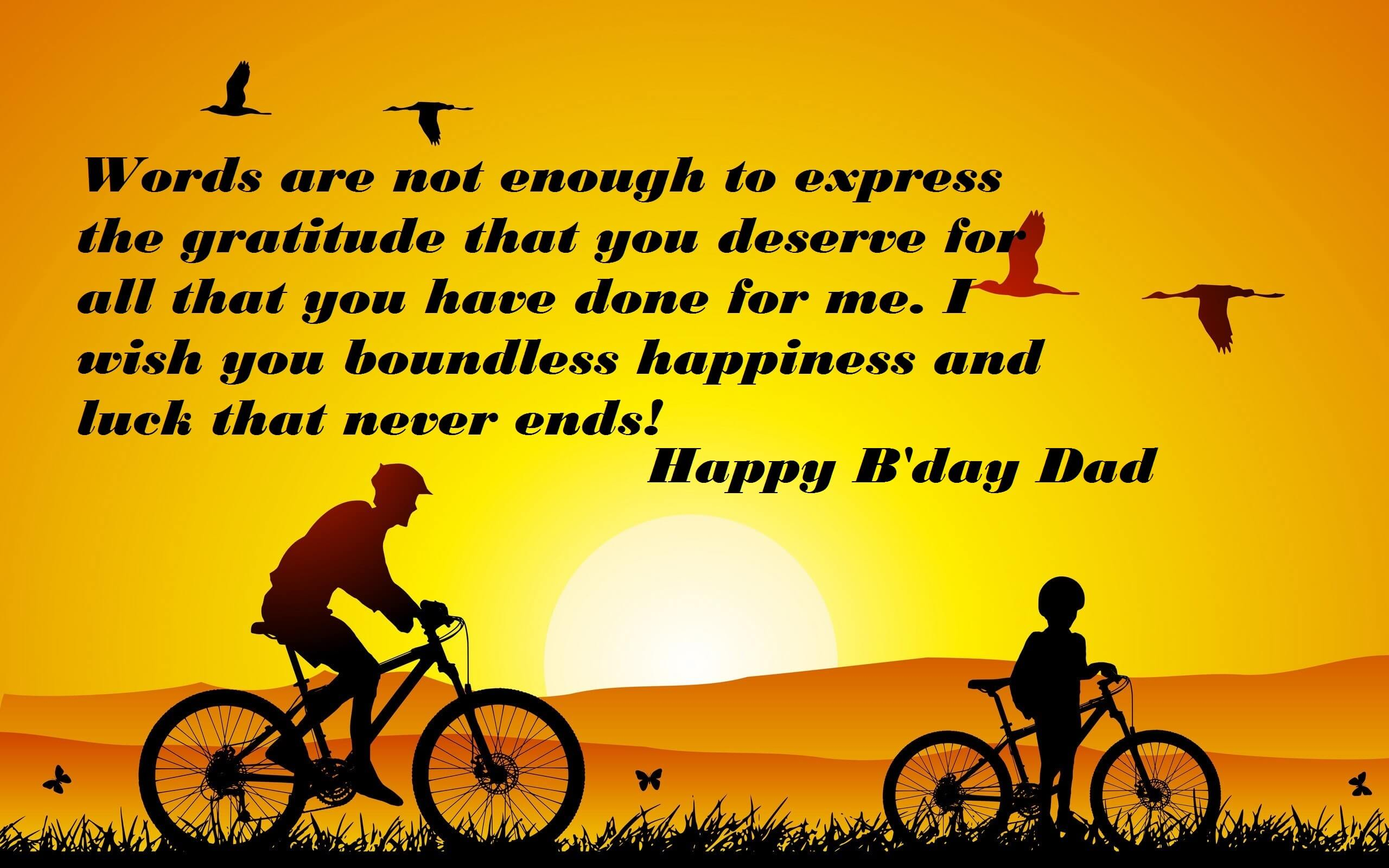 good words for happy birthday ; Happy-Birthday-Wishes-For-Dad-1