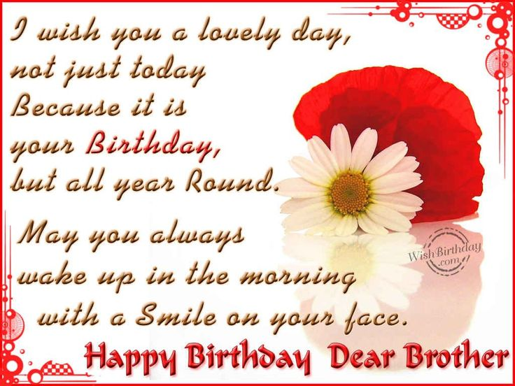 greeting words for birthday wishes ; 42aca0335105f539e7a47fc0e43ce1e2--happy-birthday-brother-wishes-birthday-quote-for-friend