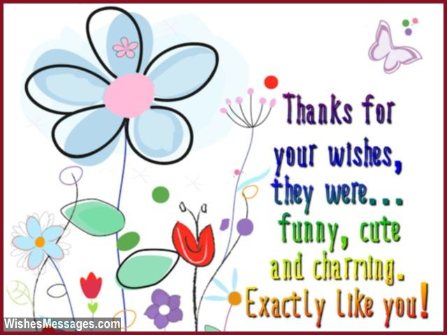 greeting words for birthday wishes ; Funny-quote-to-say-thanks-for-birthday-wishes-greetings-640x480