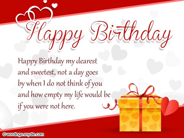 greeting words for birthday wishes ; birthday-greetings-for-boyfriend