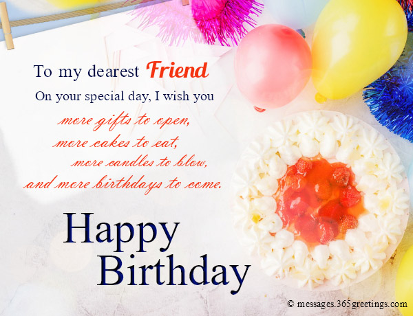 greeting words for birthday wishes ; birthday-wishes-messages-for-friend