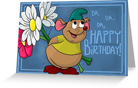 gus gus happy birthday ; papergc,441x415,w,ffffff