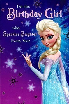 hallmark frozen birthday card ; disney-frozen-elsa-birthday-girl-card-418995_7966521