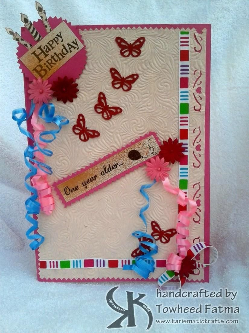 hand make birthday card ; ed16818b89a29cb3791d8a7812402d85