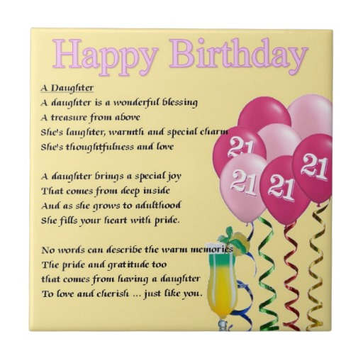 happy 21st birthday to my daughter poem ; happy-21st-birthday-poems-d3d1ef1ad8560de9a1028e988f1496b7