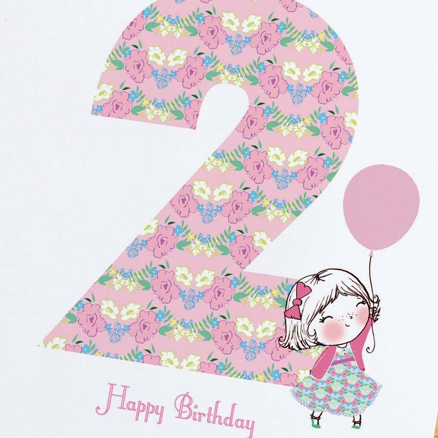 happy 2nd birthday ; original_daydreamer-happy-2nd-birthday-card