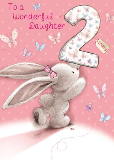 happy 2nd birthday daughter card ; bebunni-daughter-second-birthday-card-buy-birthday-cards-online-for-daughters-age-two-2nd-2_grande