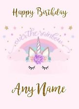 happy 2nd birthday daughter card ; s-l225