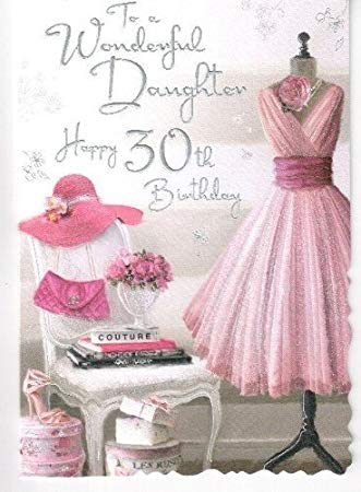 happy 30th birthday daughter ; 51Wy10l%252BjAL